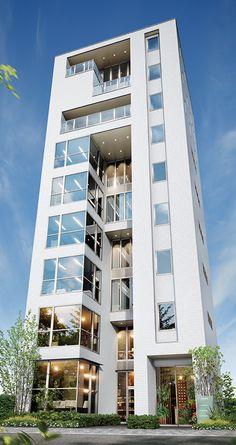 パナホームは多層階住宅の新次元へ。