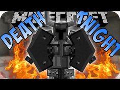 Minecraft DEATH KNIGHT (Mowzies Mobs Mod) [Deutsch] - YouTube Minecraft Welten, Minecraft Mobs, Death Knight, Mini Games, Nerf, Battle, Youtube, Knight, Deutsch