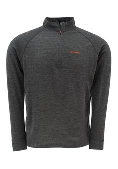DownUnder Merino Zip Top - Charcoal  This is one of my favorite gear pieces  in a long time. Somehting so simple but so versatile.