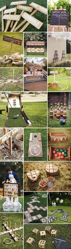 Trendy wedding games for reception ring toss Wedding Activities, Wedding Games, Diy Wedding, Rustic Wedding, Wedding Planning, Dream Wedding, Wedding Day, Lawn Games, Backyard Games