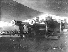 The guns of HMS Hindustan.