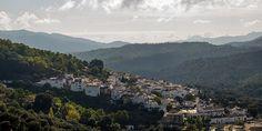 Parauta, entre el Valle del Genal y la Sierra de las Nieves