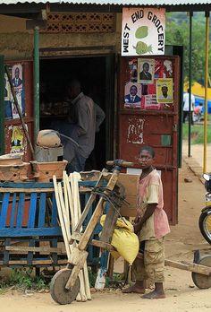 https://flic.kr/p/aQ3Ljr | West End Grocery | Kihihi, Uganda