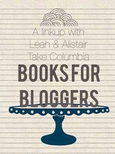 Leah & Alistair Take Columbia: Books for Bloggers: A Book Club