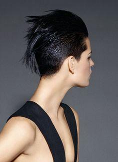 Hairworld.se frisyrbild 2013 - Frisyrbilder- Kvinnor kort hår frisyrbild nummer 721