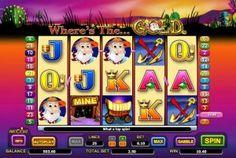 Aristocrat wheres the gold slot machine