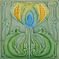My tile collection Archives - Art Nouveau TilesArt Nouveau Tiles Mosaic Tile Art, Art Nouveau Tiles, Art Tiles, Art Nouveau Design, Azulejos Art Nouveau, Art Nouveau Mucha, William Morris Art, Decorative Mouldings, Vintage Tile