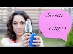DIY Sorvete OREO.
