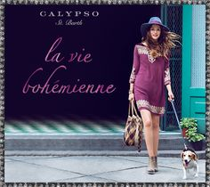 La via bohemienne | Calypso St. Barth fall lookbook