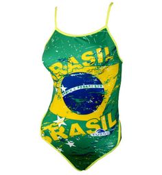 Brazil full piece, amazing colours. Available at www.turbosa.co.za Water Polo, Herve Leger, Brazil, One Piece, Colours, Amazing, Swimwear, Fashion, Bathing Suits