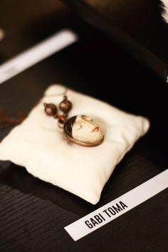 Gabi Toma// Noaptea alba a creatorilor si designerilor de produs// Gabi, Cufflinks, Accessories, Wedding Cufflinks, Jewelry Accessories