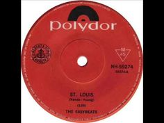 """The Easybeats - """"St. Louis"""""""