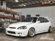 1996 Honda Civic DX - Extraordinary via Import Tuner