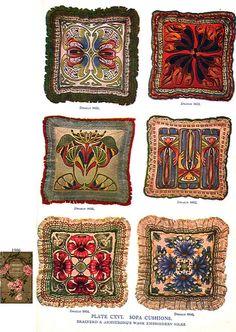 Brainerd & Armstrong CXVI 1906 | Embroiderist | Flickr
