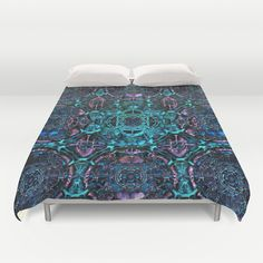 Nooks and Crannies Duvet Cover by Lyle Hatch - $99.00