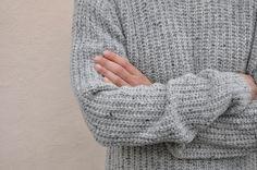 Samsøe & Samsøe AW16 Boyd knit. Personal Shopping, Arm Warmers, Menswear, Man Shop, Female, Knitting, My Style, Closet, Stuff To Buy