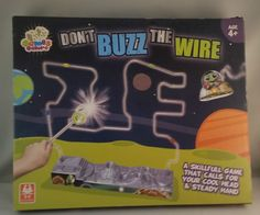 Don't Buzz The Wire Kids Game. In Box. Tested and working. in Toys & Games, Games, Electronic Games | eBay