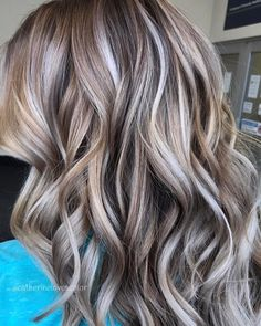 Few Steps To a Wonderful Blonde Balayage Stylish blonde hair balayage - Hair Color And Cut, Ombre Hair Color, Hair Color Balayage, Blonde Balayage, Blonde Fall Hair Color, Honey Balayage, Brown Balayage, Haircolor, Brown Blonde Hair