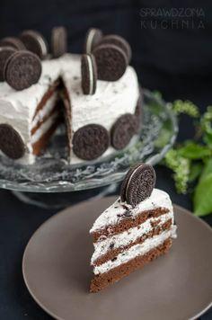 Oreo, Keto Cake, Dessert Drinks, Cookie Desserts, Cake Cookies, Tiramisu, Cake Recipes, Cheesecake, Sweets