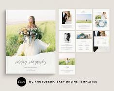 Photography Pricing, Modern Photography, Photography Business, Wedding Photography, Photography Magazine, How To Use Photoshop, No Photoshop, Black And White Wedding Invitations, Wedding Day Timeline