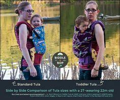 Toddler Tula