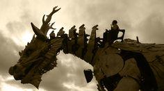 ... Long Ma, le cheval-dragon #1 - Les Machines de l'Île