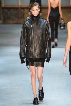 Diesel Black Gold, Осень-зима 2015/2016, Ready-To-Wear, Нью-Йорк