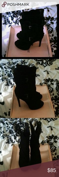 Juicy Couture bootie Juicy Couture bootie Juicy Couture Shoes Ankle Boots & Booties