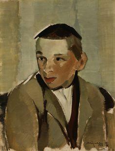 Kansallisgalleria - Taidekokoelmat - Poika