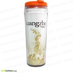 S195 12oz Starbucks Guangzhou Global Icon City Tumbler