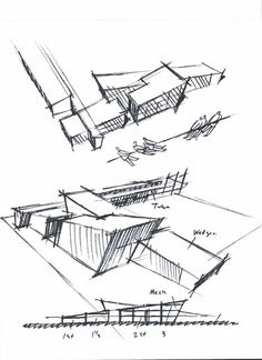 concept SKETCH — Architects: TCF Architecture...