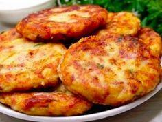 Slovak Recipes, Vegan Recipes, Cooking Recipes, Cordon Bleu, Healthy Cooking, Tandoori Chicken, Baked Potato, Mashed Potatoes, Dessert Recipes