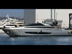 Luxury Yacht – Riva Yacht 122' Mythos - The launch Photo Gallery