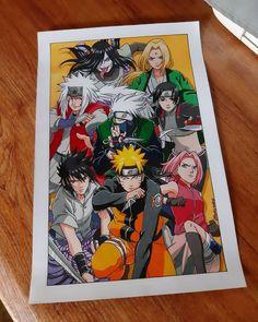 Anime Boy Sketch, Naruto Sketch, Naruto Drawings, Cute Cartoon Drawings, Anime Drawings Sketches, Anime Naruto, Naruto Uzumaki Art, Anime Drawing Styles, Anime Character Drawing