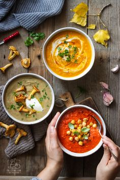 Jesienne zupy krem proste przepisy Soup Recipes, Cooking Recipes, Healthy Recipes, Home Food, Food Allergies, Going Vegan, I Love Food, Food Inspiration, Food And Drink