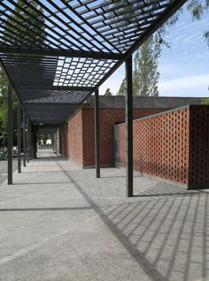 Gallery of Fire Training Camp / BMRG Arquitectos - 6