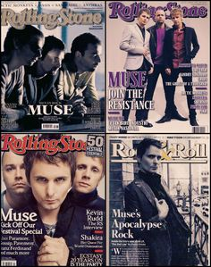 Rolling Stone's covers