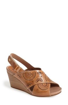 PIKOLINOS 'Bali' Wedge Sandal (Women) available at #Nordstrom