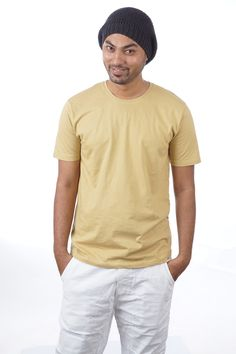 We bet you do not have this shade in your closet. Explore at www.indophile.in #fashion #India #organiccotton #yellow
