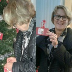 Joulukalenterin ensimmäisen päivän paketin sai Marita! Onnea voittajalle!🎄