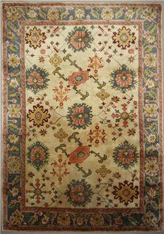 Rug Store offers selection of Beautiful Decorative Antique Ushak Carpets, View one of the most comprehensive collections of Turkish Kilims and Rugs Rugs On Carpet, Carpets, Rug Store, Rug Cleaning, Tapestry Weaving, Ancient Civilizations, Kilim Rugs, Bohemian Rug, Kilims