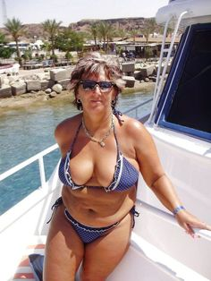 Goilden mature tits older