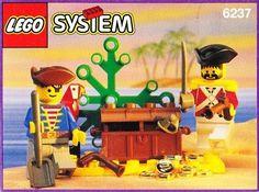 6237-1: Pirates Plunder | Brickset: LEGO set guide and database