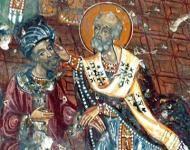 La difesa della fede al concilio di Nicea - Basilica San Nicola Princess Zelda, San, Fictional Characters, Christ, Fantasy Characters
