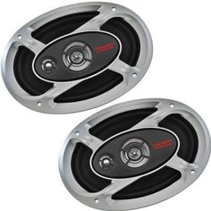"Crunch P1-693 6 x 9-Inch Three-way 1000 Watts Maximum - 80 Continual Speaker System by Crunch. Save 53 Off!. $27.93. From the Manufacturer                6 x 9"" THREE-WAY 1000 WATTS MAXIMUM - 80 CONTINUAL Speaker System                                    Product Description                6 x 9"" THREE-WAY 1000 WATTS MAXIMUM - 80 CONTINUAL Speaker System"