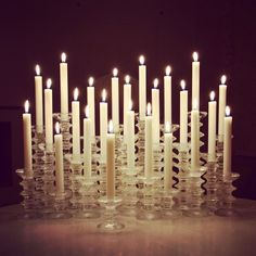 Iittala Festivo at my place. Candles And Candleholders, Candels, Winter House, Yule, Scandinavian Design, Interior Styling, Birthday Candles, Candle Holders, Sweet Home