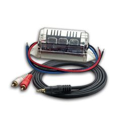 We have a wide variety of car audio accessories for you to browse while assembling your car stereo equipment.