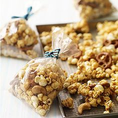 Simply Great Caramel Corn