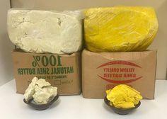 Raw Cocoa Butter, Shea Butter Cream, Unrefined Shea Butter, Black Castor Oil, Healthy Hair Growth, Organic Soap, Hair Repair, Soap Recipes, Sweet Almond Oil