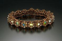 Golden Gate Bracelet, Leslee Frumin - Bead&Button Show